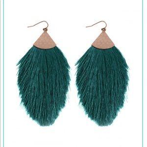 Jewelry - Fringe earring